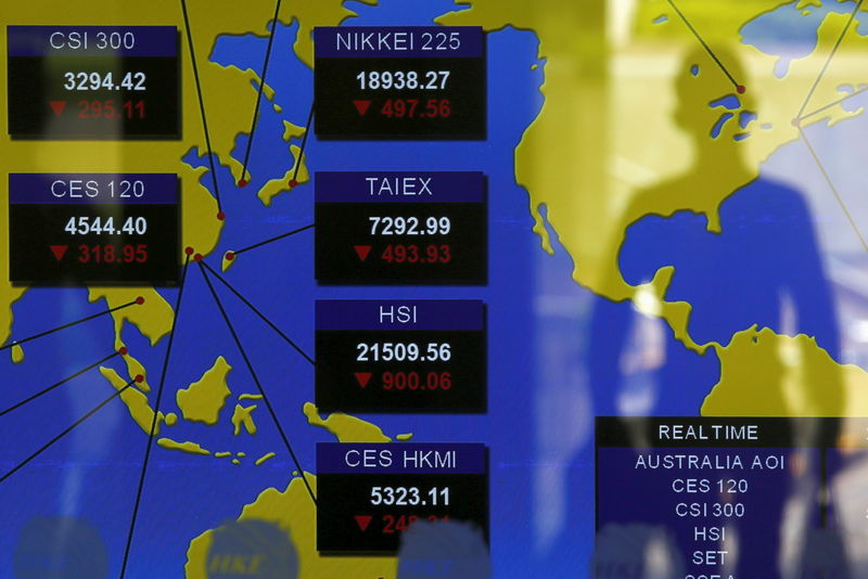 中国股市上涨;截至收盘上证指数上涨0.35%