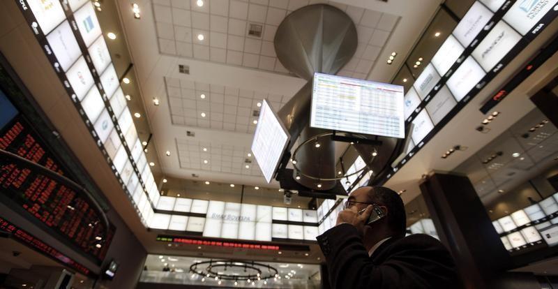 巴西股市上涨;截至收盘巴西IBOVESPA股指上涨0.59%