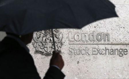 英国股市上涨;截至收盘Investing.com 英国 100上涨0.78%