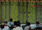 中国股市涨跌不一;截至收盘上证指数上涨0.16%