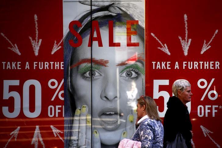 """© Reuters.  今日财经市场5件大事:聚焦美国""""恐怖数据""""卡尼警告无协议脱欧将导致加息"""