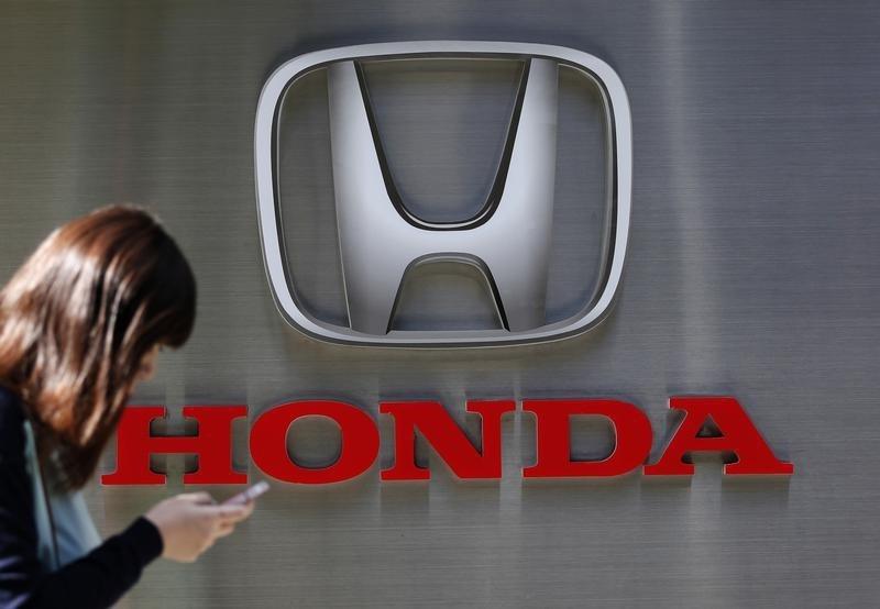 销售净利双双下滑 本田汽车下调全年预期