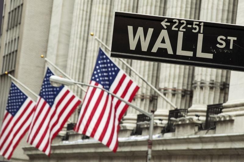 © Reuters.  美国股市涨跌不一;截至收盘道琼斯工业平均指数上涨0.08%