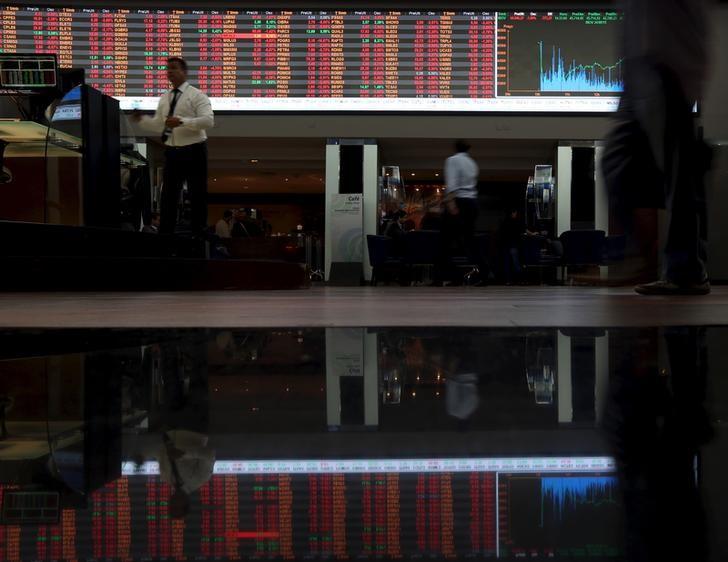 巴西股市上涨;截至收盘巴西IBOVESPA股指上涨1.28%