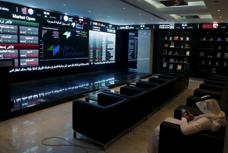 沙特阿拉伯股市上涨;截至收盘沙特阿拉伯TASI指数上涨0.03%