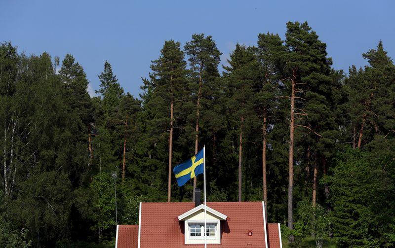 瑞典股市收低;截至收盘瑞典OMX斯德哥尔摩30指数下跌1.41%