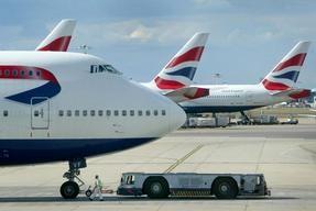 """英国航空拟变卖""""家藏""""艺术品筹钱!部分藏品价值超100万英镑"""