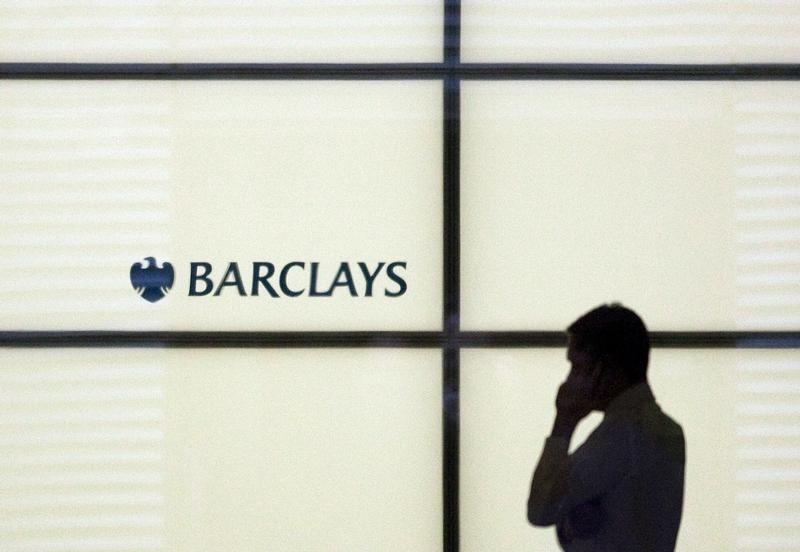 © .  巴克莱银行股价跌超2% 首席执行官遭监管机构调查