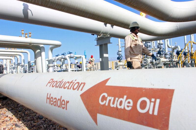 © Reuters.  原油欧盘:美国能源部长称美俄将确保油价稳定 油价本周有望收涨