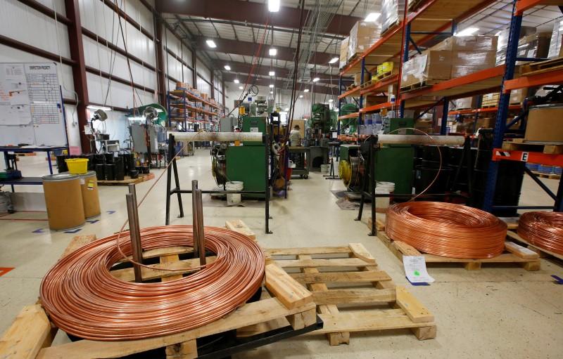 看好铜市长期前景 锌业巨头Nexa Resources计划开发铜矿项目
