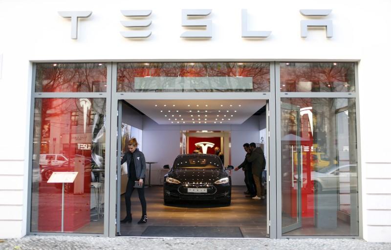特斯拉4月在华Model 3销量环比下降64%