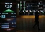 波兰股市收低;截至收盘波兰华沙WIG30指数下跌0.14%