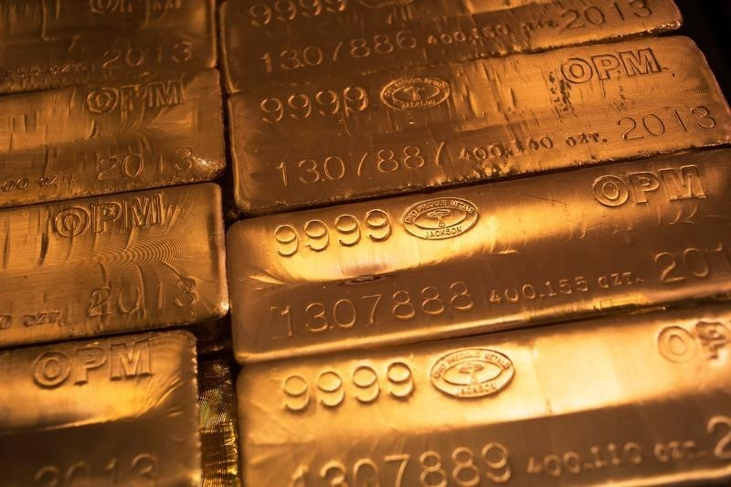 避险心态助黄金高开高走!但美联储鸽派料难达预想,金价下跌或不可在所难免