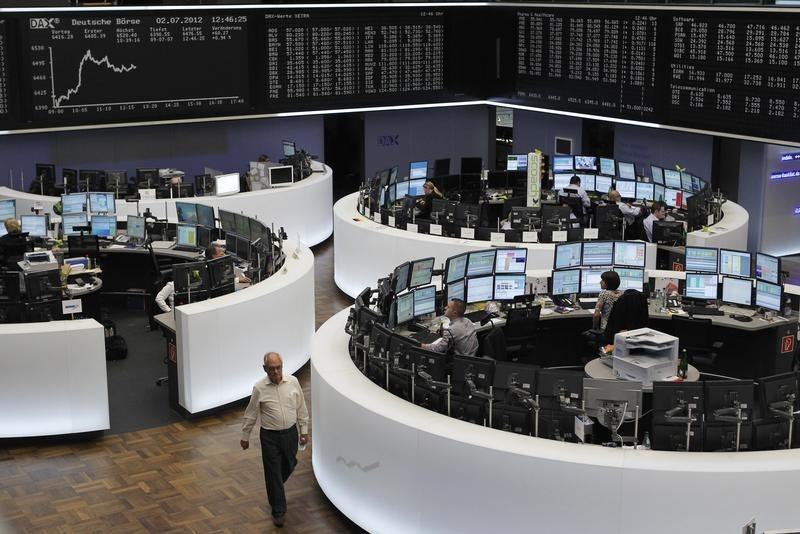 德国股市上涨;截至收盘DAX 30上涨0.23%