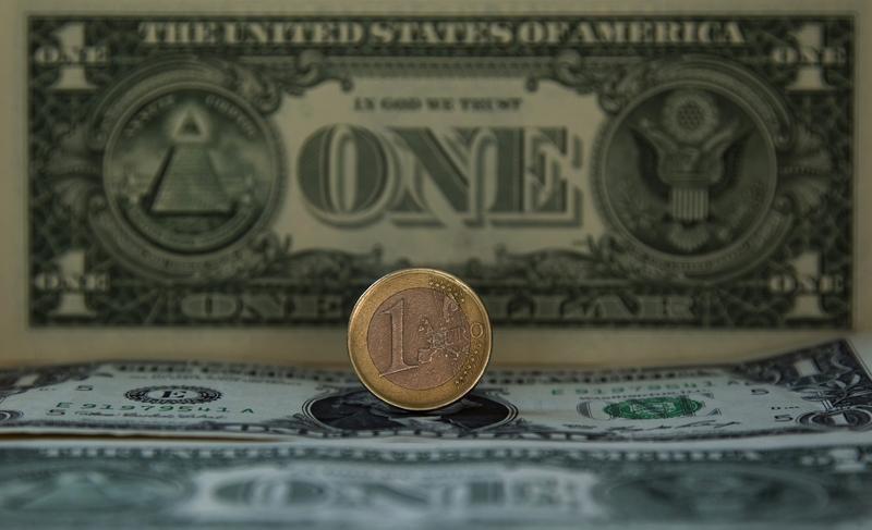 © Reuters.  外汇 - EUR/USD在美国盘口尾盘下跌