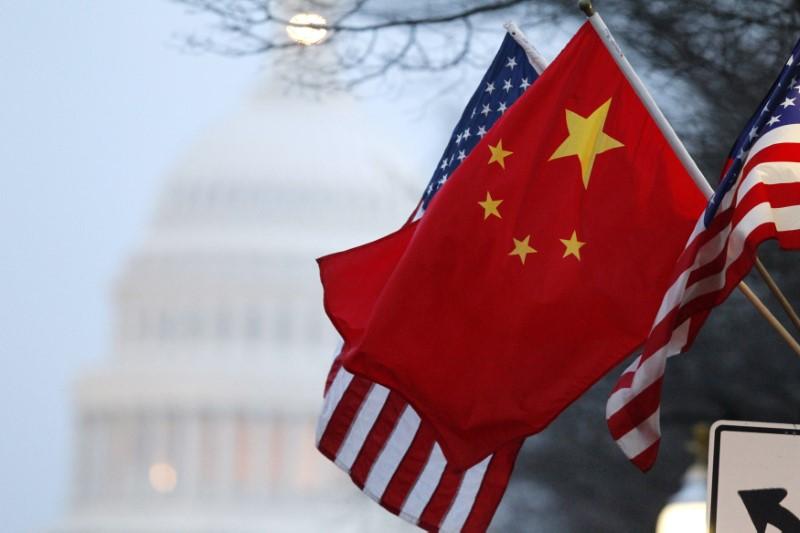 © Reuters.  环球早报:美联储利率决议本周来袭 中美开启高级别贸易会谈