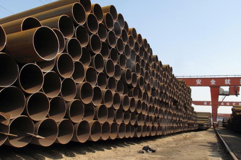 A股异动:钢铁板块走强,八一钢铁、马钢股份大涨
