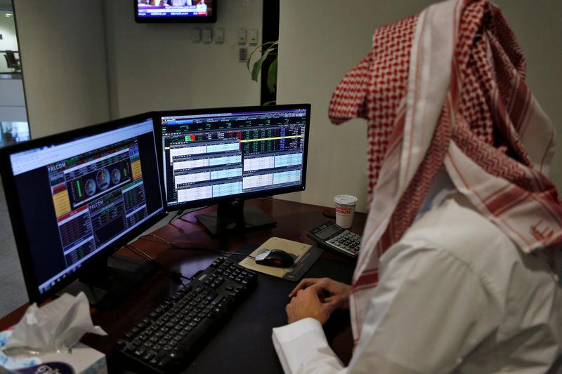 © Reuters.  沙特阿拉伯股市收低;截至收盘沙特阿拉伯TASI指数下跌0.44%