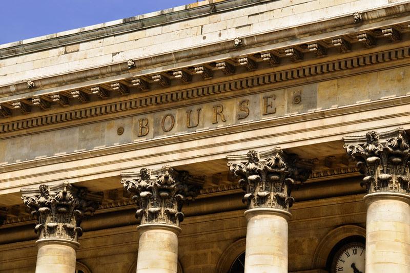 法国股市收低;截至收盘法国CAC40指数下跌0.01%