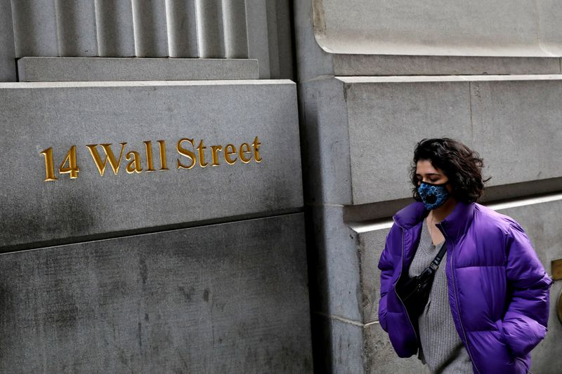 美国股市收低;截至收盘道琼斯工业平均指数下跌1.34%