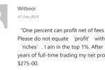 """交易中只有1%的人长期盈利?快来看不成熟交易员的N种""""死法"""""""